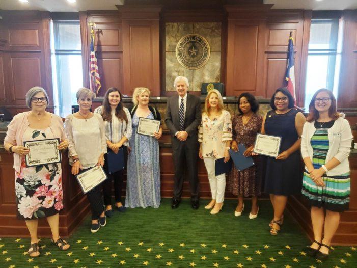 Lone Star CASA welcomes six new volunteer advocates