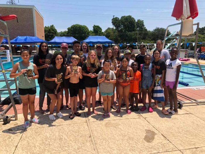 Rockwall Riptides make big splash at YMCA Dallas Summer Swim League Championships