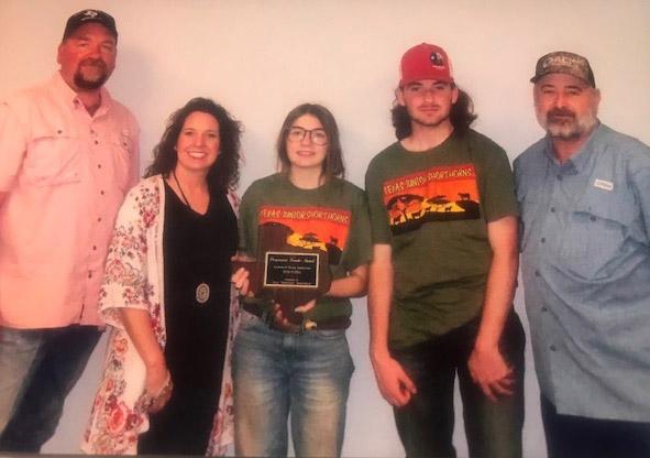 Spearman family of Rockwall wins 2021 Progressive Shorthorn Breeder Award