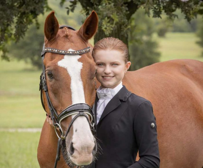 Black Star Sport Horses equestrian qualifies for FEI North American Youth Championships