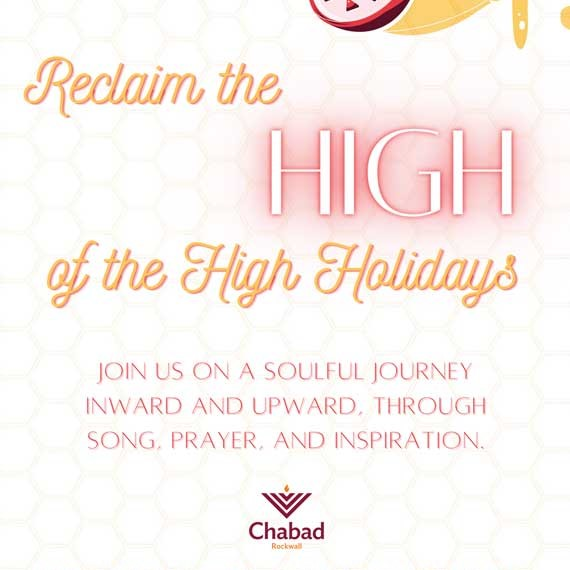 Chabad Rockwall offers free Jewish New Year services geared for Jews of all backgrounds