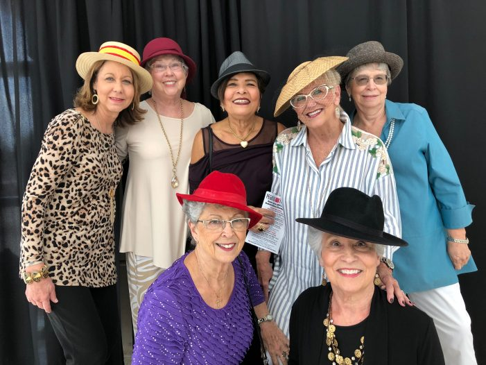 Rockwall Newcomers & Friends welcomes new members to join in all their fun