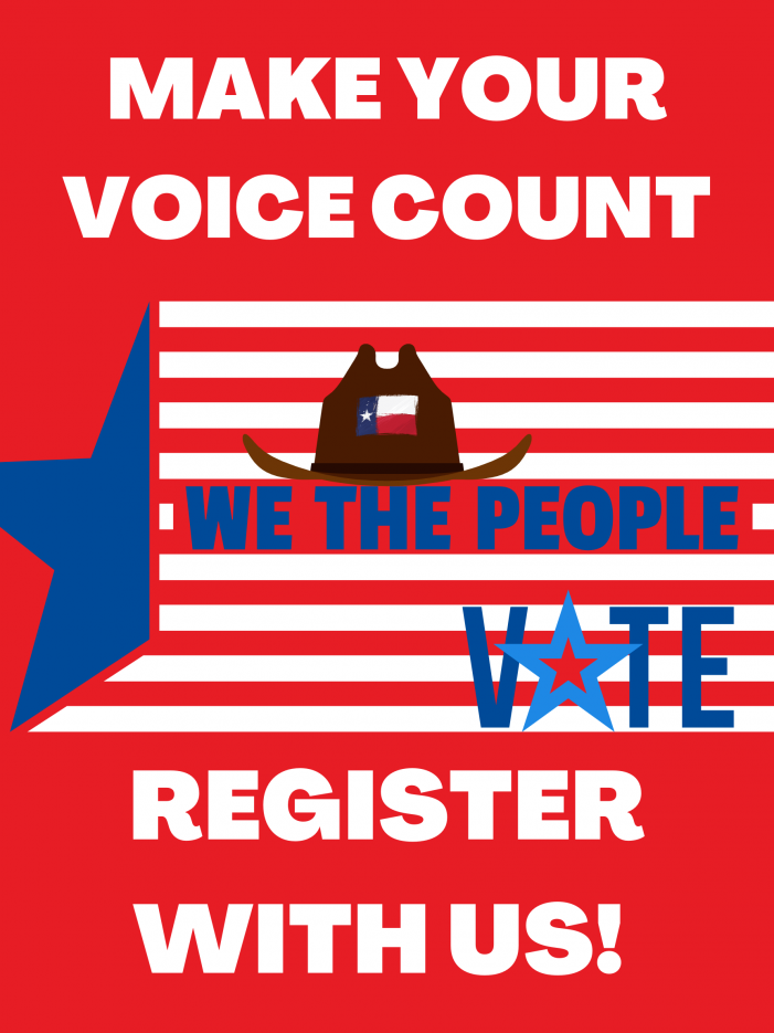 Rockwall Republican party partners with National Voters Registration Day efforts