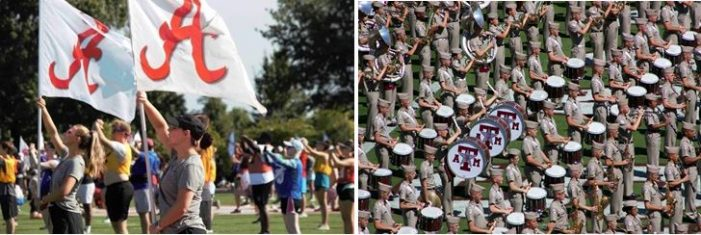 Rockwall-Heath Mighty Hawk Band grads set to take the field in college marching bands