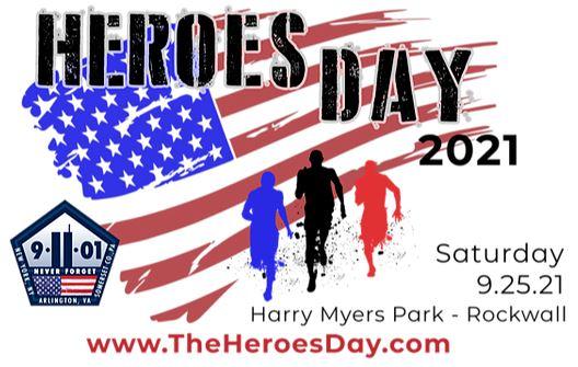 Celebrate first responders on 'Heroes Day' at Harry Myers Park