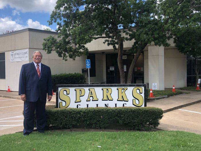 Sparks Clinic celebrates 75 years serving Rockwall community