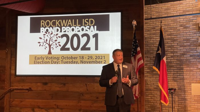 What you need to know about the Rockwall ISD 2021 Bond Referendum, Rockwall County Transportation Bond on the November ballot
