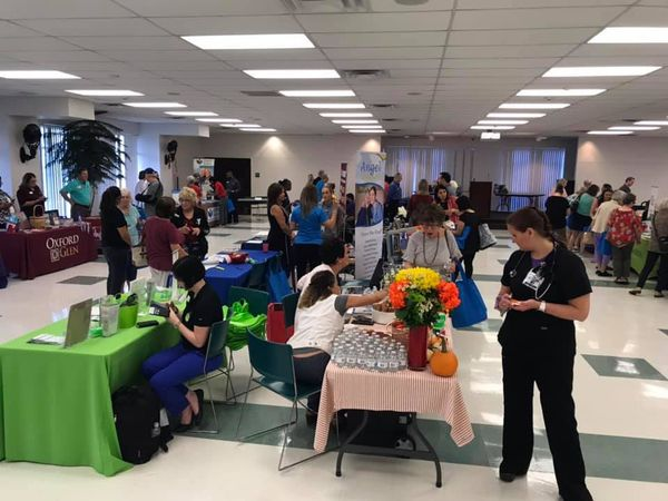Senior Health Fair coming to The Center in Rockwall