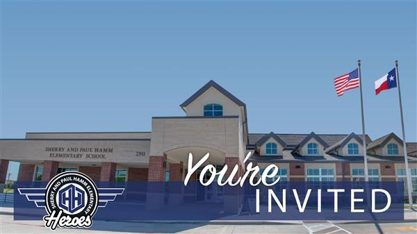 Rockwall ISD to host dedication ceremony for Sherry and Paul Hamm Elementary School