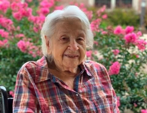 Rockwall resident ready to celebrate 105 years