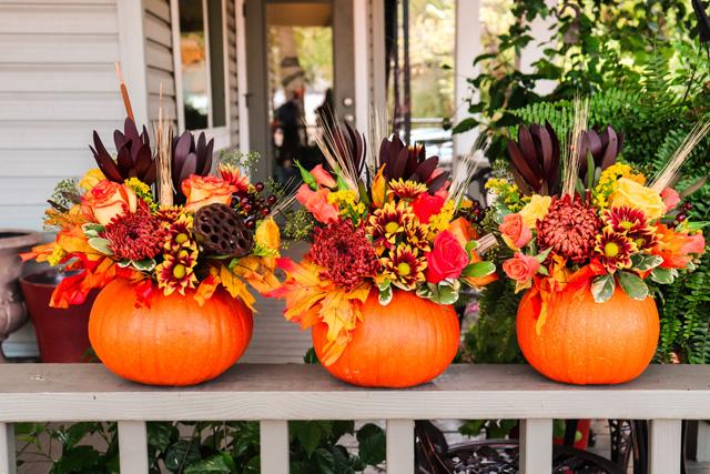 Lakeside Florist in Rockwall celebrates fall with festival weekend