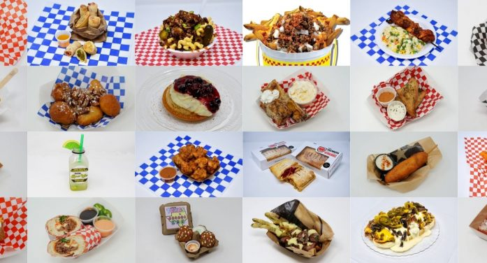 New foods announced for State Fair of Texas