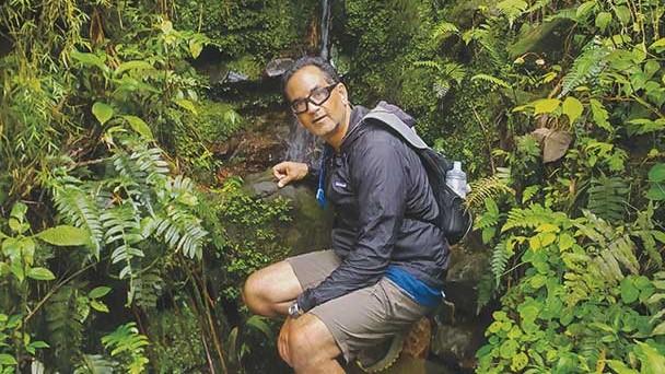 A Lifetime of Adventure: Rockwall man enjoys thrills around the world