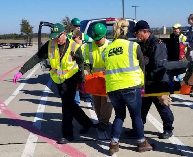 EastTex Regional CERT (Community Emergency Response Team) to host training class, seeks volunteers