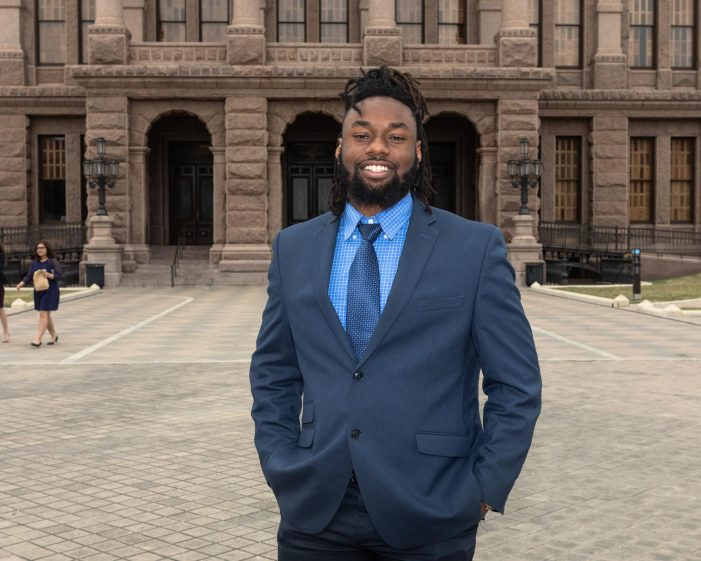 Rockwall native Prince Giadolor announces candidacy for Texas State Senate District 2