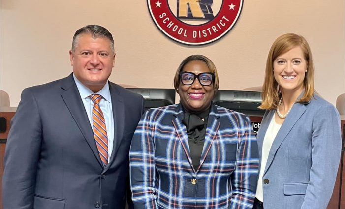 Rockwall ISD: Christina Bradford named new principal at Williams Middle School