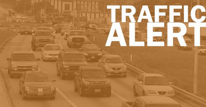 TXDOT Traffic Advisory: I-30 Lake Ray Hubbard lane closures starting Monday