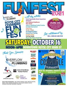 Royse City Chamber FunFest @ Downtown Royse City