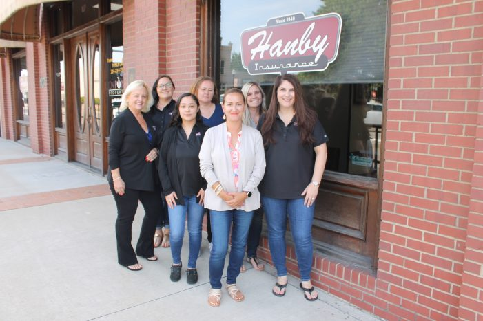 Hanby Insurance owner Erin Neill purchases, renovates historic Professional Building in Downtown Rockwall