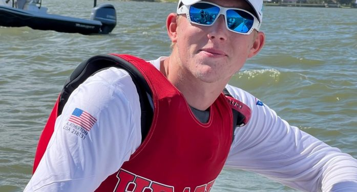 Hawk on the Water: Rockwall-Heath scholastic sailorqualifiesfor National Championship
