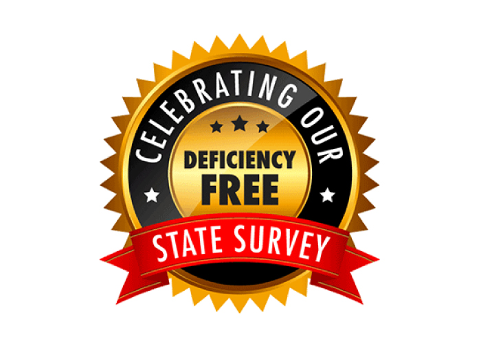 Highland Meadows Health & Rehab earns exemplary state survey results