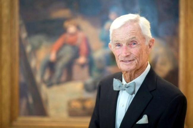 Celebration of Life: Services announced for J.E.R. 'Bob' Chilton